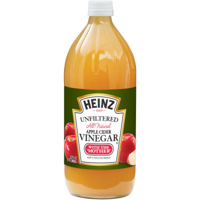 Heinz Apple Cider Vinegar Unfiltered 32 fl oz Bottle