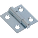 Hardware Essentials Light Narrow Door Hinges Removable Pin