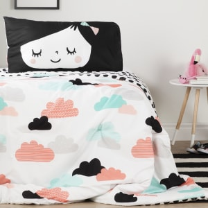 Dreamit - Night Garden Comforter and Pillowcase