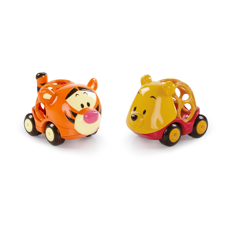 Disney Baby Go Grippers 6-pc Car Set