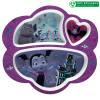 Disney Jr. Kid's Divided Plate, Vampirina & Gregoria slideshow image 1