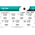 Pipe Plugs Assortment (Countersunk Hex)
