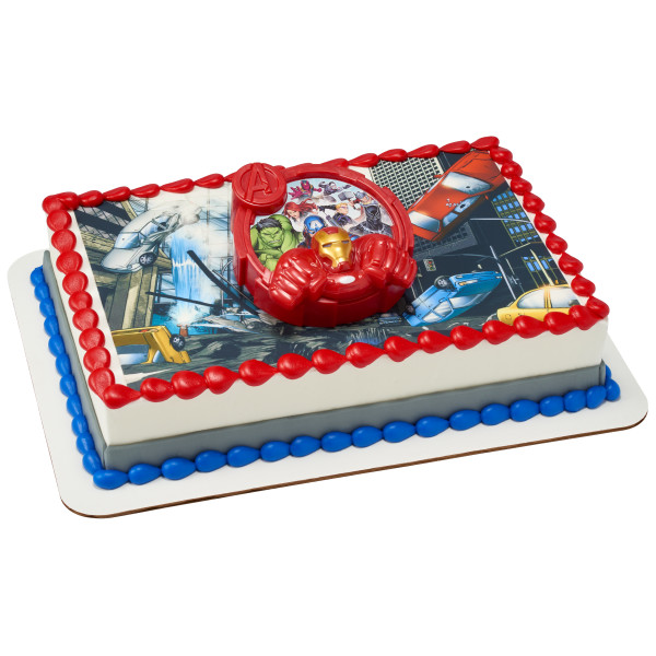 MARVEL Avengers Unify PhotoCake® Edible Image® DecoSet® Background