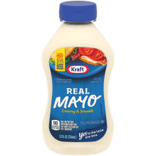 Kraft Real Mayonnaise 12 fl oz Bottle