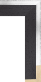 L7 Float Black Silver 2 3/8