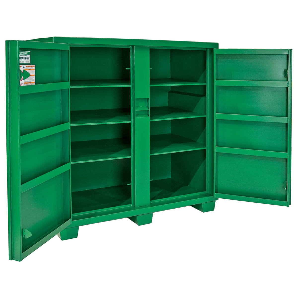 Greenlee 5760TD Box Assembly Cabinet (5760Td)