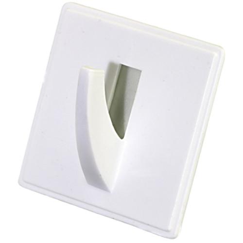 OOK Adhesive Large All Purpose Hooks White