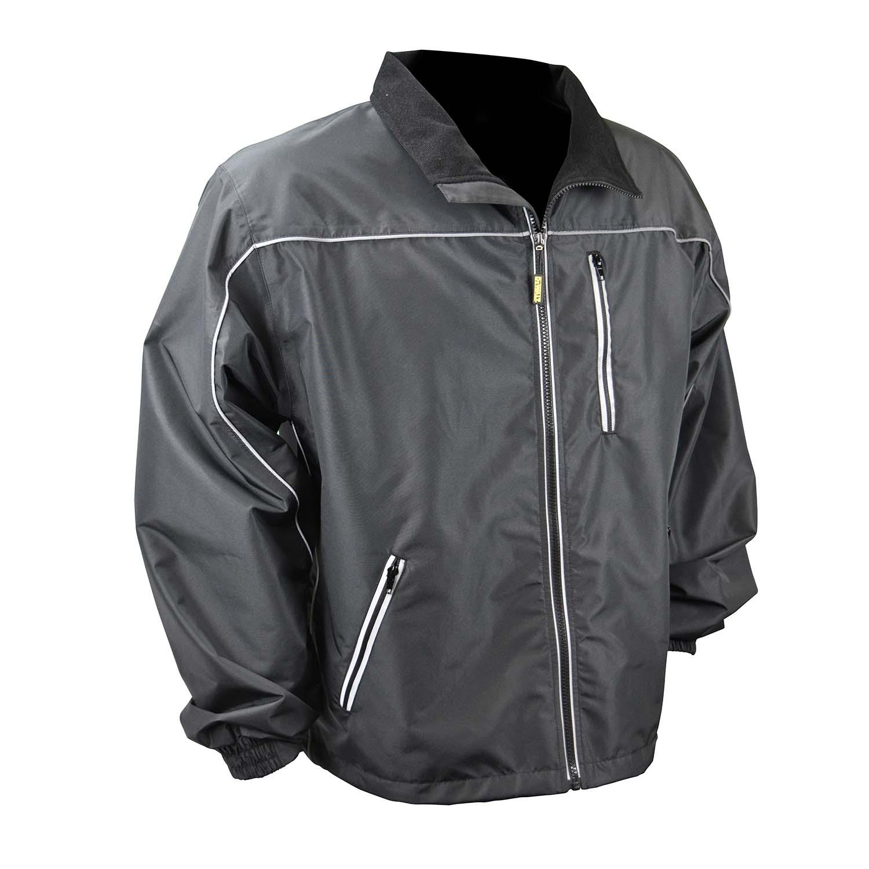 DEWALT® Unisex Heated Lightweight Shell Jacket Bare Black