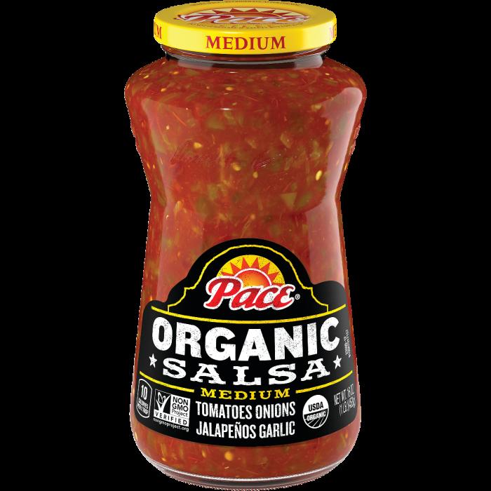 Organic Salsa Medium