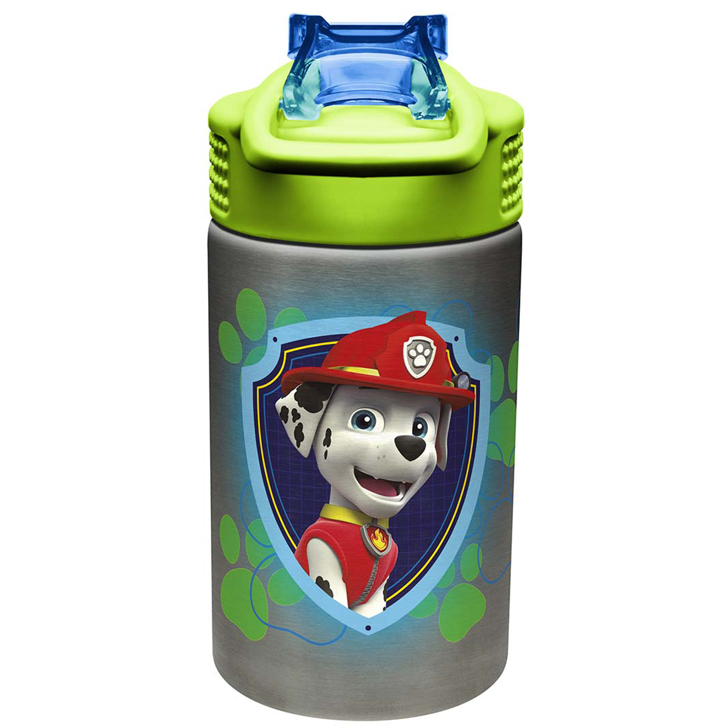 Paw Patrol 15.5 ounce Water Bottle, Chase and Marshall slideshow image 5