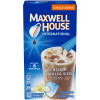 Maxwell House French Vanilla Iced Latte 6 - 0.57 oz Sticks