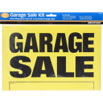 Hillman Garage Sale Sign Kit