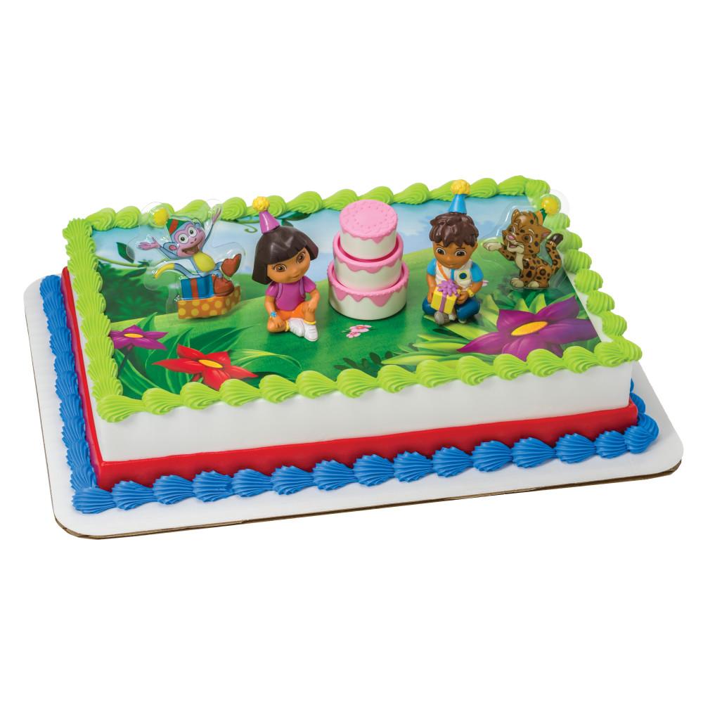 Dora the Explorer™ Birthday Celebration