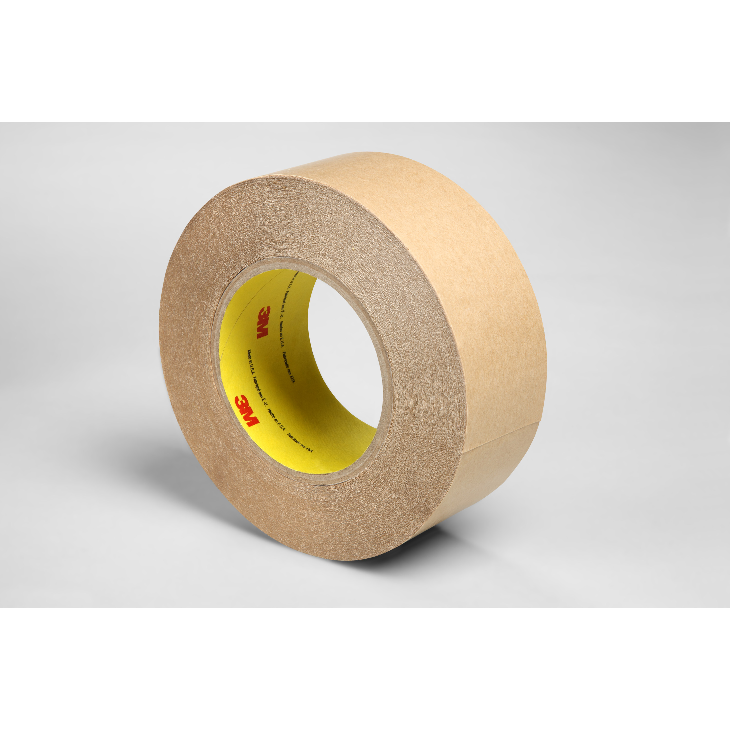 3M™ Double Coated Tape 9576, Clear, 24 in x 60 yd, 4 mil, 1 roll per case