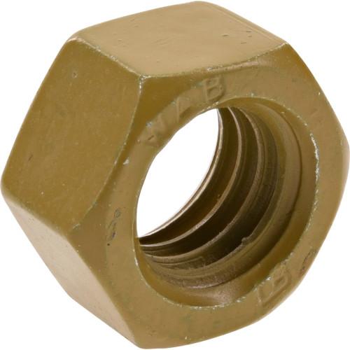 Deck Plus Tan Exterior Hex Nuts 1/2