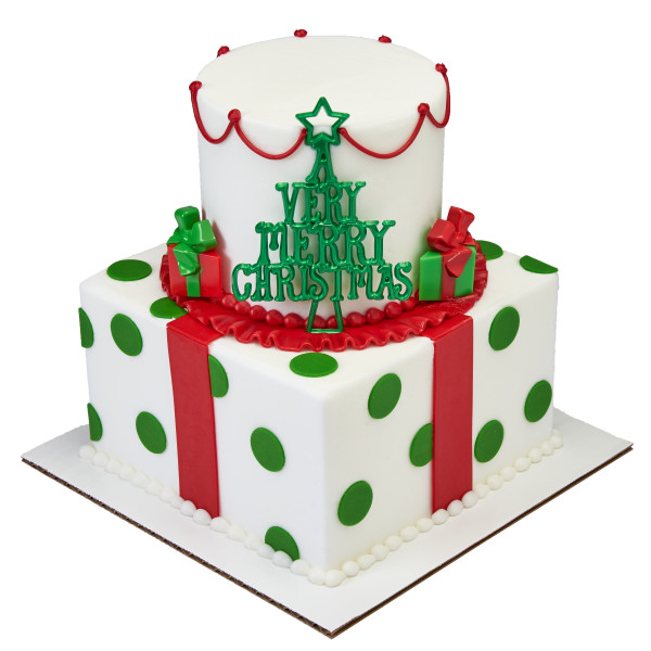 Holiday DecoShapes® Strips Fondant
