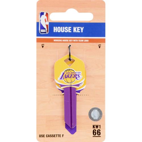 NBA LA Lakers Key Blank