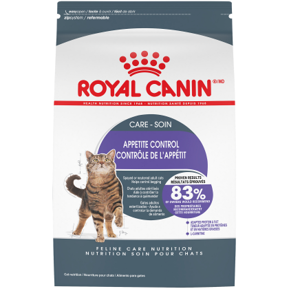 Royal Canin Feline Health Nutrition Appetite Control Care Dry Adult Cat Food