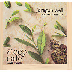 steep Café Dragonwell Green - Box of  50 pyramid tea bags