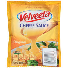 Velveeta Original Cheese Sauce 4 oz Box