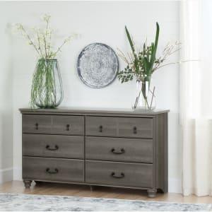 Noble - 6-Drawer Double Dresser