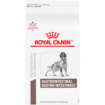 Royal Canin Veterinary Diet Canine Gastrointestinal Dry Dog Food