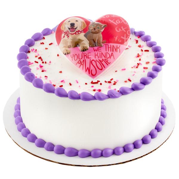 Animal Valentine's Love Pop Tops®