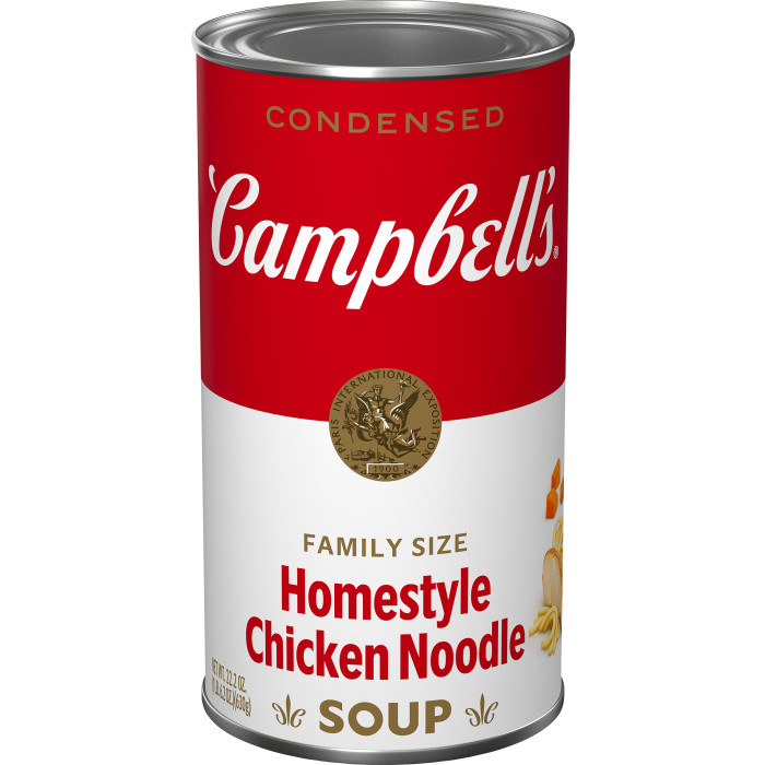 Family Size Homestyle Chicken Noodle Soup
