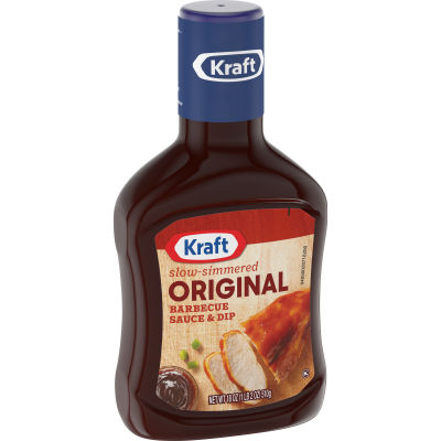 Kraft Original Barbecue Sauce 18 oz Bottle