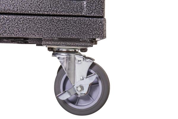 Statesman Cart Bundle - Sentry QS 8