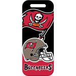 Tampa Bay Buccaneers Large Luggage Quick-Tag
