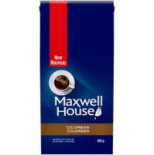 Maxwell House Colombian Ground Coffee, 280g