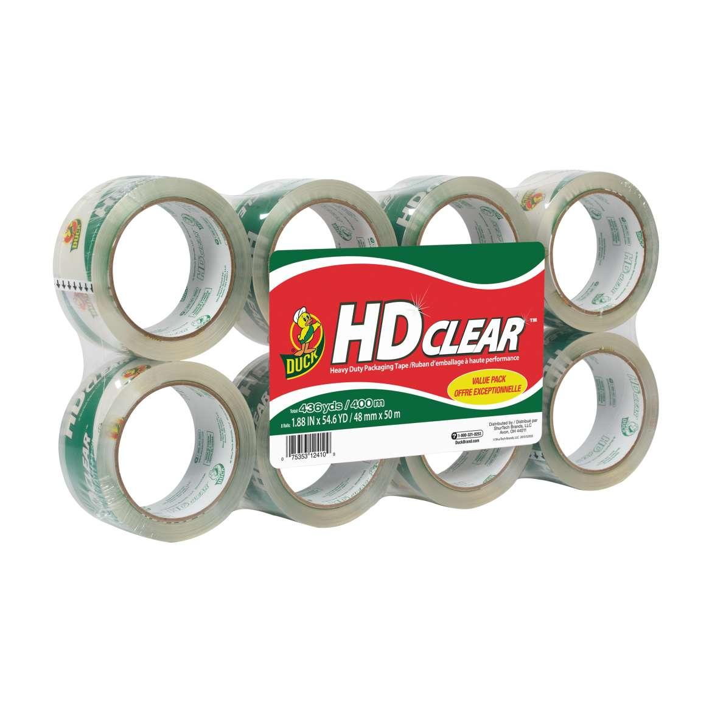 HD Clear™ Heavy Duty Packaging Tape Image