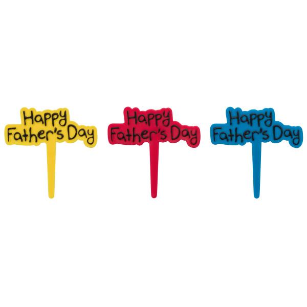 Happy Father's Day DecoPics®