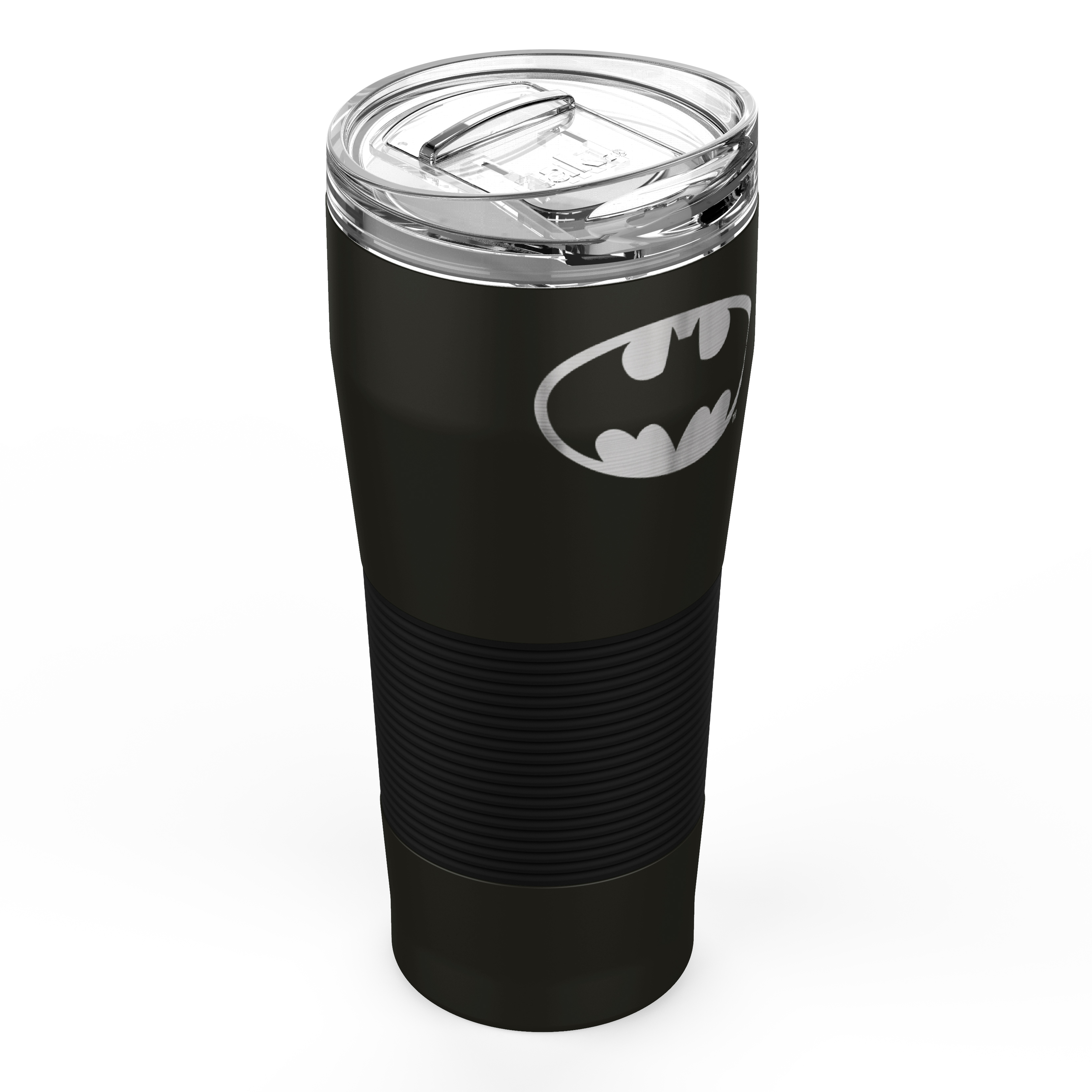 DC Comics 28 ounce Vacuum Insulated Stainless Steel Tumbler, Batman slideshow image 3