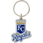 MLB Kansas City Royals Key Ring