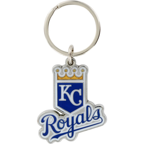 MLB Kansas City Royals Key Chain