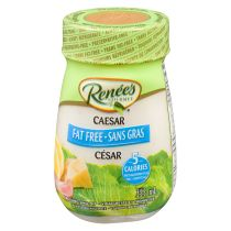 Renees Fat Free Caesar Dressing, 355mL