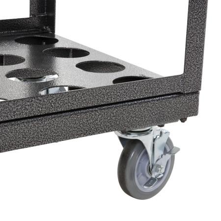 Statesman Cart Bundle - Black Steel 13