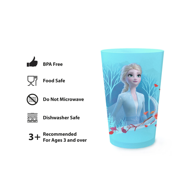 Disney Frozen 2 Movie Dinnerware Set, Anna, Elsa and Friends, 5-piece set slideshow image 6
