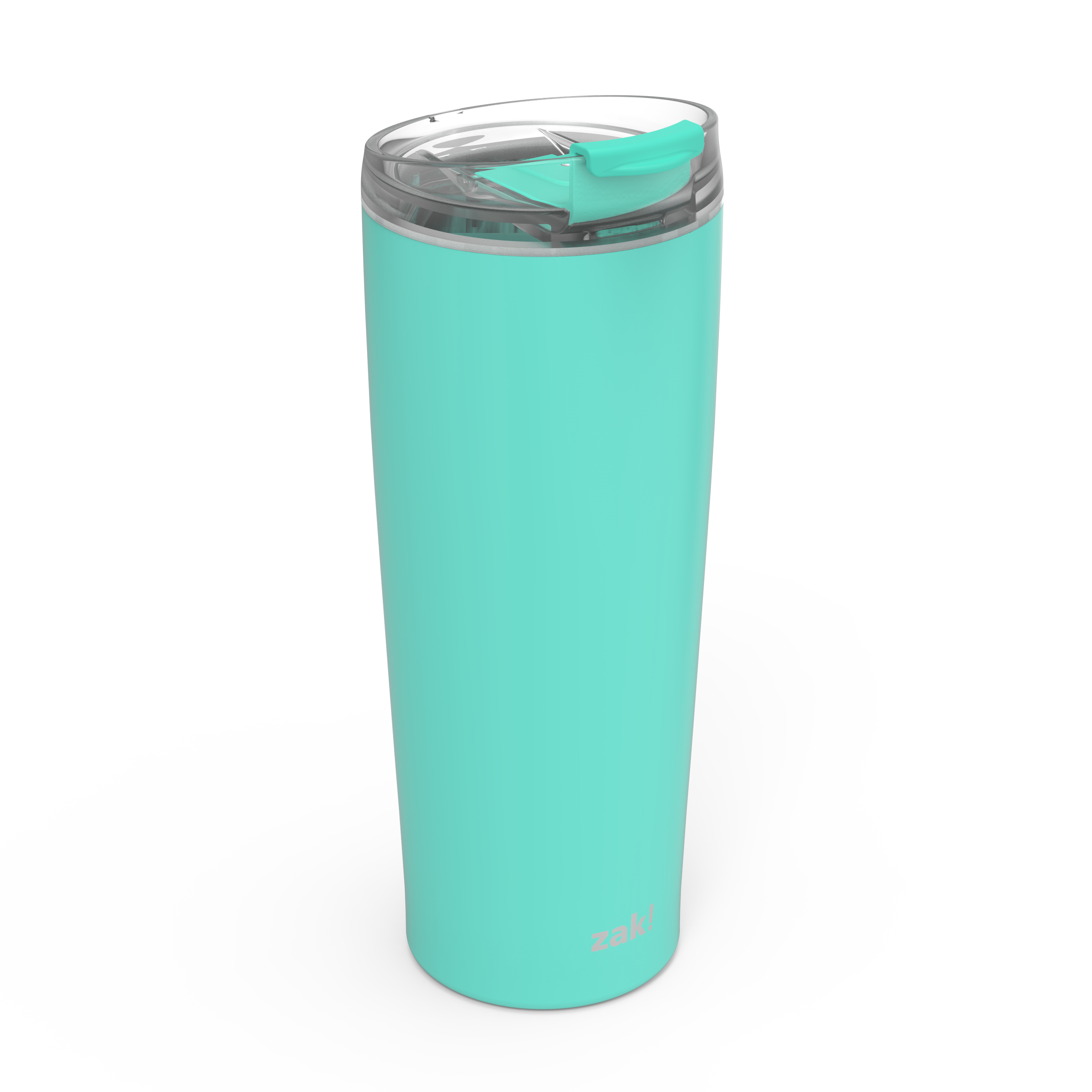 Aberdeen 24 ounce Vacuum Insulated Stainless Steel Tumbler, Green slideshow image 4