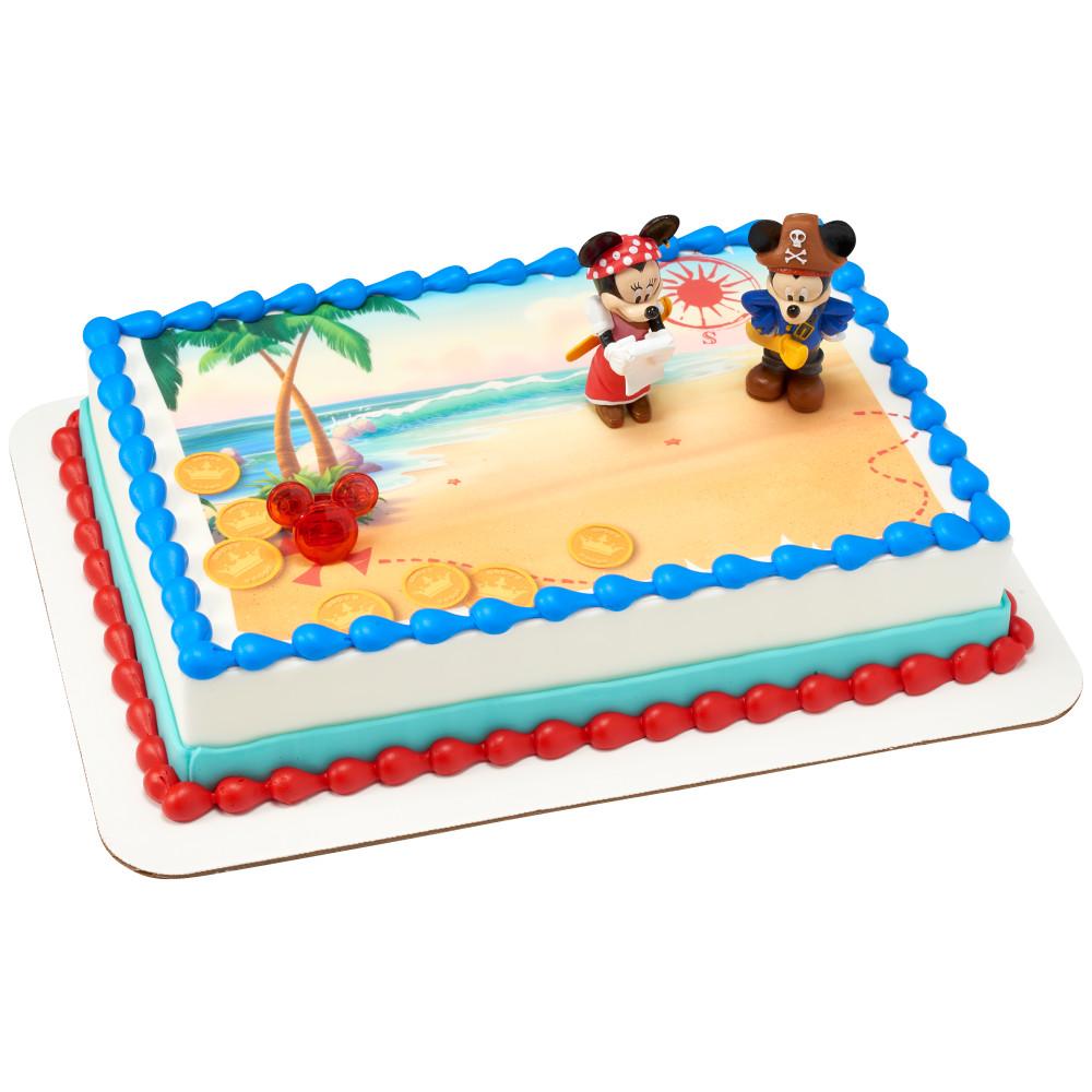 Mickey & Minnie Pirate Adventure