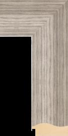Linear Grey 3 1/8
