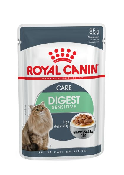 Digest Sensitive Care (in gravy)