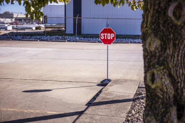 Sign Post Kit - Prefilled Base 11