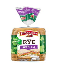Pepperidge Farm® Jewish Seedless Rye Bread, toasted