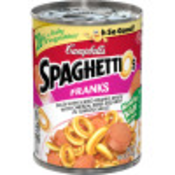 SpaghettiOs® with Franks