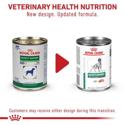 Royal Canin Veterinary Diet Canine Satiety Support Support Weight Management Canned Dog Food