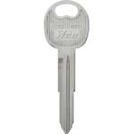Hyundai Brass Auto Key Blank HY-12