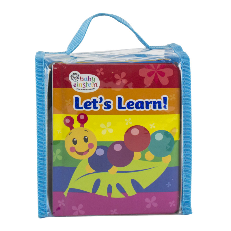 Little First Look and Find 4-Book Vinyl Bag: Let's Look!, Let's Learn!, Let's Listen!, Let's Move!